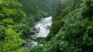 20150711球磨川最上流