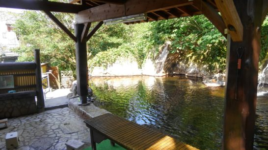 桃李温泉 季の杜 石庭