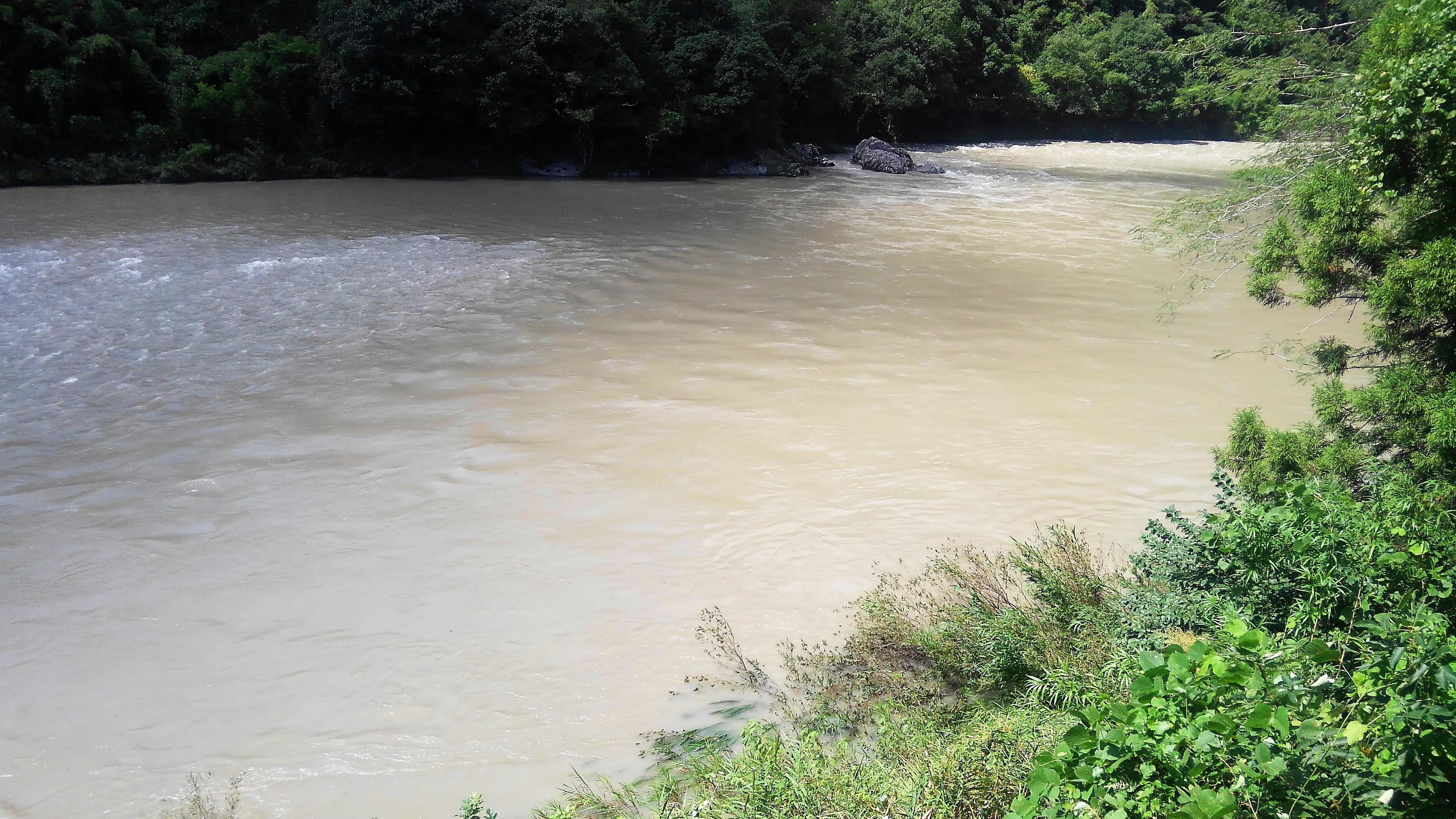 カフェオレ川辺川