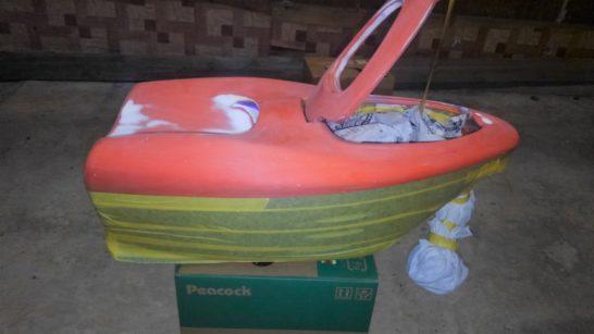 アドバンスパワー 塗装 曳舟2