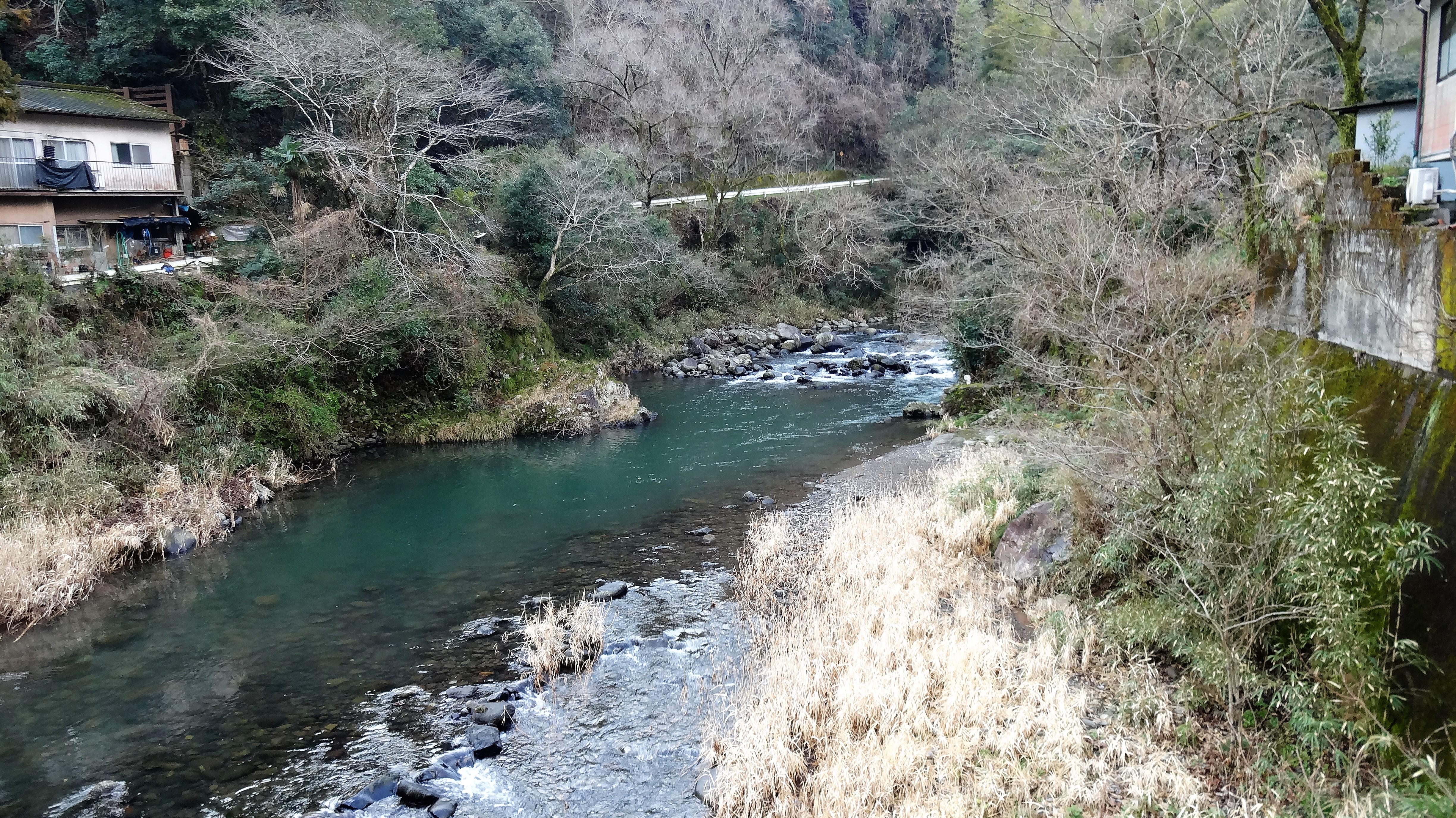 那良川下流